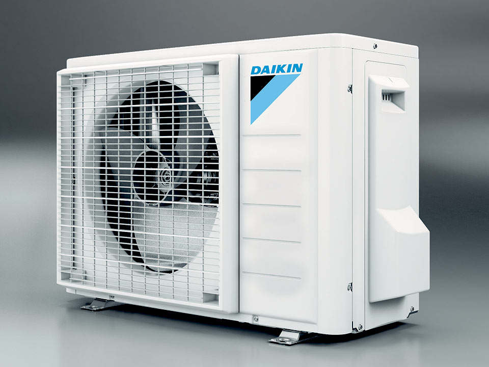 Daikin Optimized Heating 4 utedel